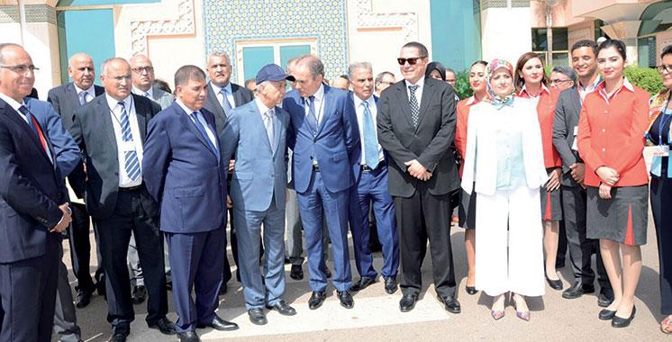 Agadir : La base aérienne d'Air Arabia opérationnelle