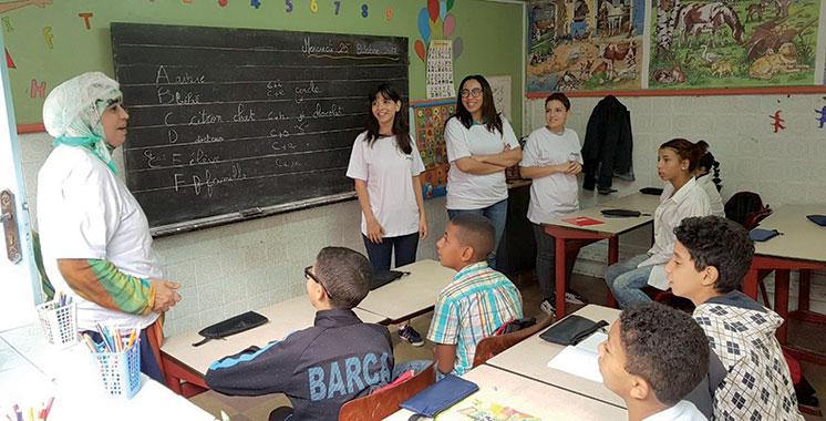Mondelez Maroc renouvelle son partenariat avec l'Heure Joyeuse