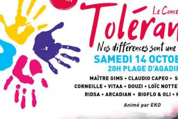 Concert pour la Tolérance : Du beau monde pour la 12e édition