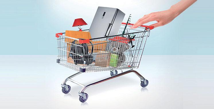 Crédits à la consommation : L'encours dépasse les 58 milliards de dirhams