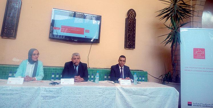 Dar Al Amane, la fenêtre participative de la Société Générale opérationnelle