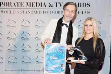 Dounia Productions primée à Cannes aux Corporate Media & TV Awards