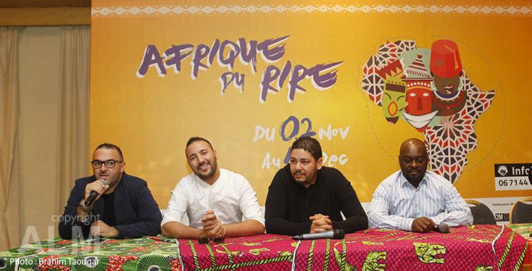 «Afrique du rire», une première édition qui reliera Casablanca à Libreville