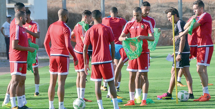 Coupe du monde-Russie 2018 :  Un round décisif pour le Maroc
