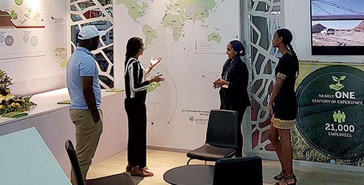 10ème Foire internationale de commerce : OCP accompagne fortement l'agriculture éthiopienne