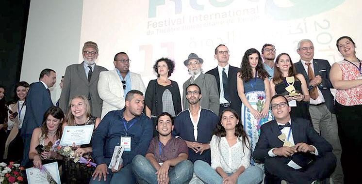 FITUT : Une troupe d'Italie remporte le Grand prix