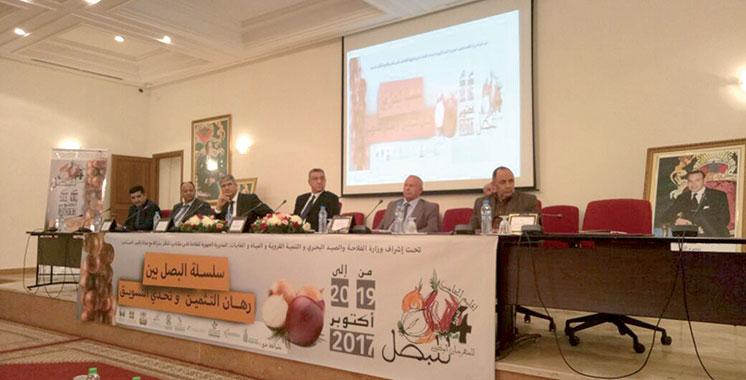 Tombée de rideau sur le Festival national des oignons d'El Hajeb