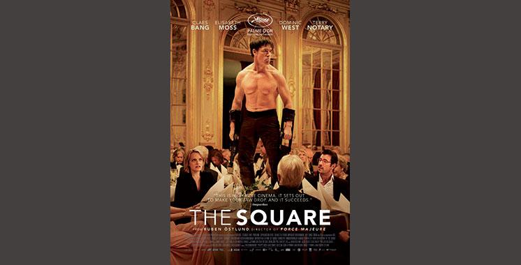 Semaines du film européen : Le film suédois «The Square» en ouverture