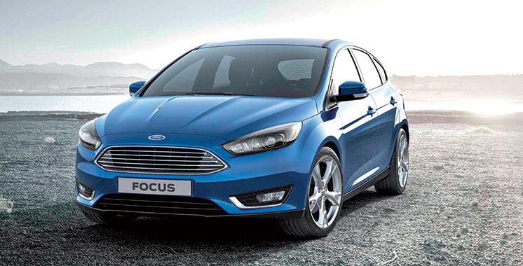 Un vent de technologie souffle  sur la Ford Focus