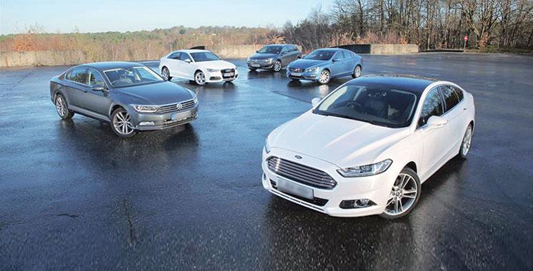 Ford : Pourquoi les voitures que nous conduisons sont déjà intelligentes