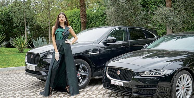 Smeia associe l'image de Jaguar au Casa Fashion Show