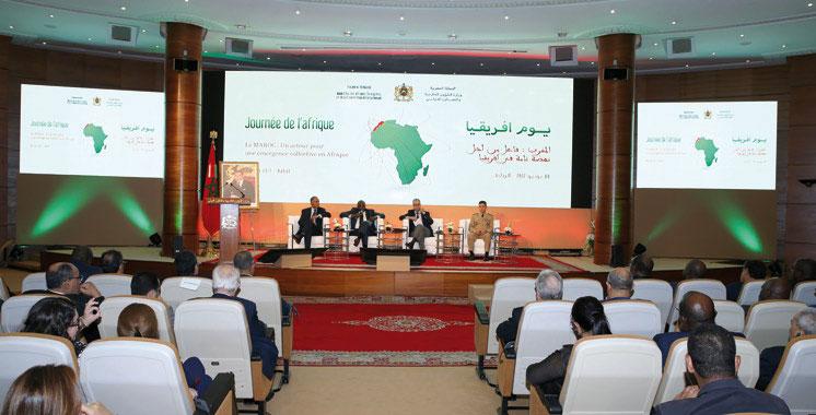 L'Afrique en débat à Rabat