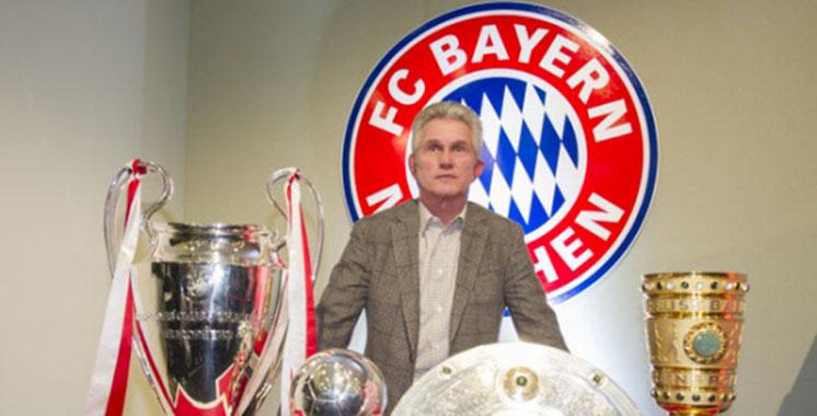 Allemagne: le Bayern annonce le retour de Heynckes comme entraîneur