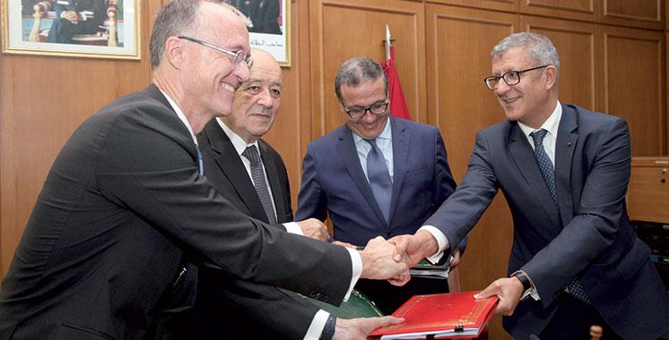 LGV Casa Tanger : Un prêt de 80 millions d'euros accordé par l'AFD