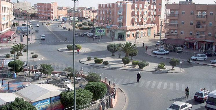 Guelmim-Oued Noun et Laâyoune-Sakia El Hamra : Une étude pour le développement de nouvelles zones logistiques dans le Sud