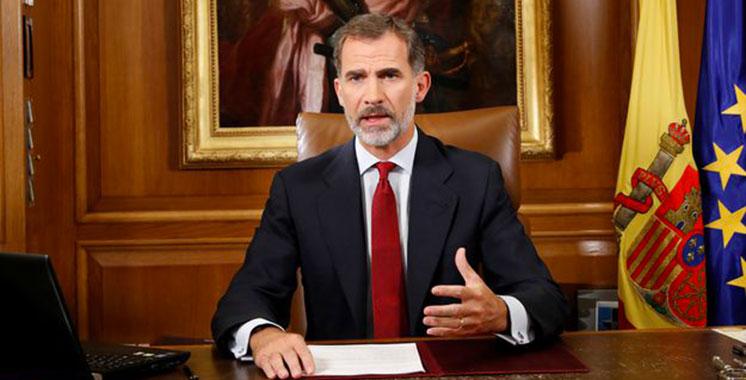 Espagne : Le roi Felipe VI affirme son engagement pour l'unité et la pérennité du pays