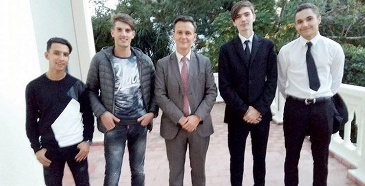 Formation professionnelle : Un programme de mobilité entre  les Académies d'Aix-Marseille et de Tanger-Tétouan-Al Hoceima