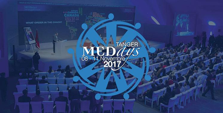 La 10ème Edition «anniversaire»  du Forum international MEDays du 8 au 11 novembre à Tanger