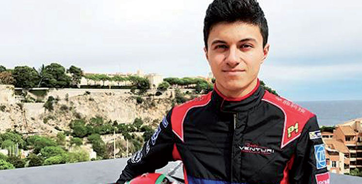 Formula-e : Le jeune pilote marocain Michael Benyahia sous les couleurs de Venturi
