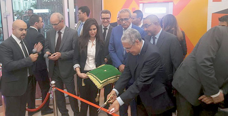 TPE : Attijariwafa bank inaugure  Dar Al Moukawil à Tanger