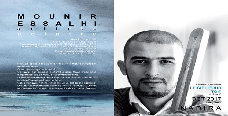«Le Ciel Pour Toit» de Mounir  Essalhi à Rabat