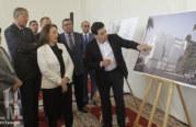 Casablanca : pose de la première pierre du musée du »Dr. Leïla Mezian»