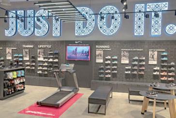 Nike ouvre son premier store au Maroc