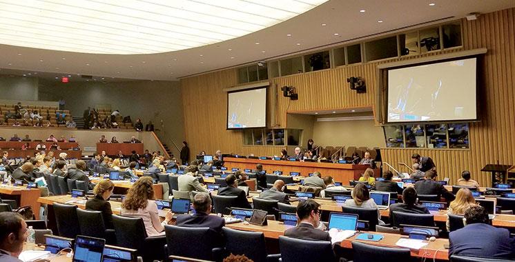Le modèle de développement dans les provinces du Sud présenté devant la Commission de l'Onu