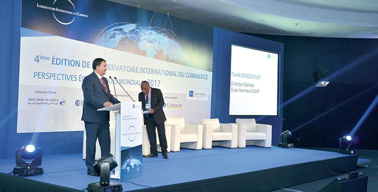 5ème Observatoire international du commerce: Euler Hermes lance le débat autour des perspectives de l'économie mondiale 2018