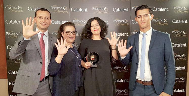 Hépatite C : Pharma5 reçoit à Francfort le prix CPhI Pharma Awards