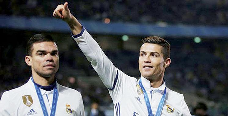 Mondial des clubs : Le Real affrontera  en demi-finales le vainqueur d'Auckland-Al Jazira