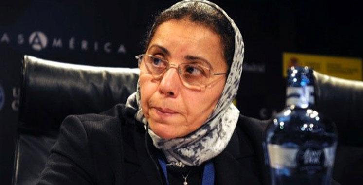 Brillante réélection de Saadia Belmir au Comité contre la torture