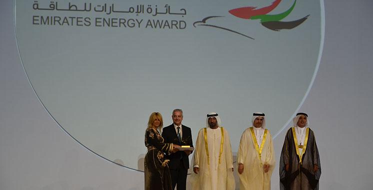Energie : L'AMEE distinguée à Dubai