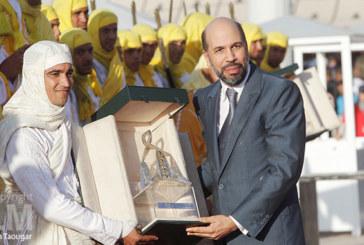 La Sorba d'El Fathy remporte le Grand Prix  de SM le Roi Mohammed VI de tbourida