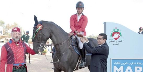 Saut d'obstacles – Morocco Royal Tour (étape de Rabat) :  Une édition sans faute