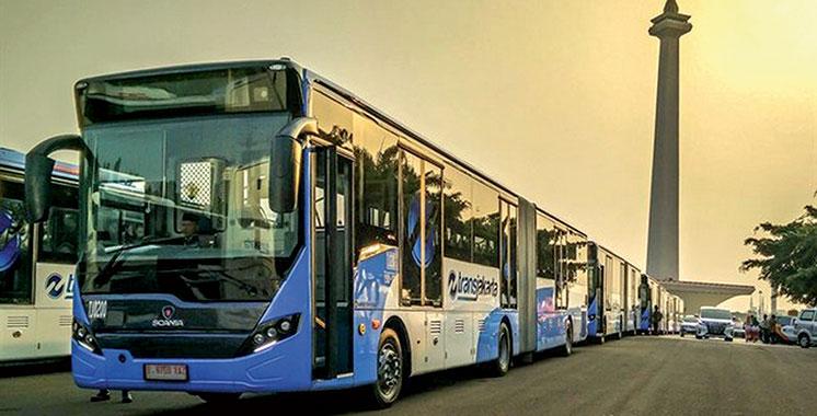 Scania : Des bus «sans-suie» pour Casablanca
