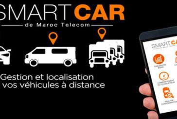 Maroc Telecom lance «Smart Car»