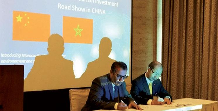 La SMIT continue sa tournée  en Chine