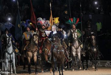 Diapo : spectacle haut en couleurs pour la 10e édition du Salon du Cheval