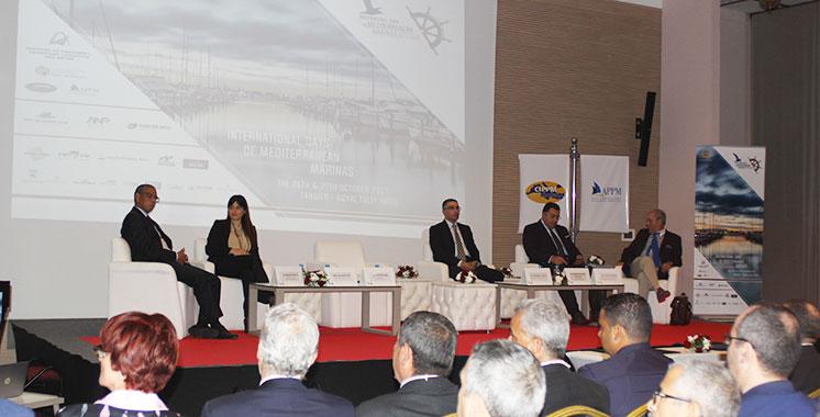 Tanger : Les opportunités des ports de plaisance méditerranéennes mises en avant