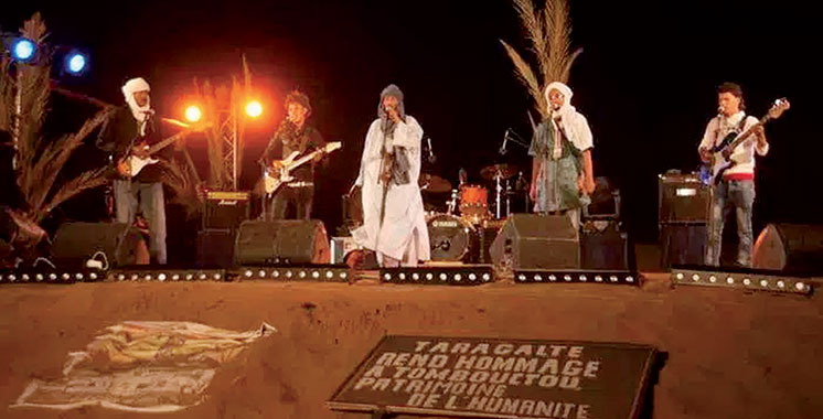 8e Festival international «Taragalte» de Mhamid El Ghizlane