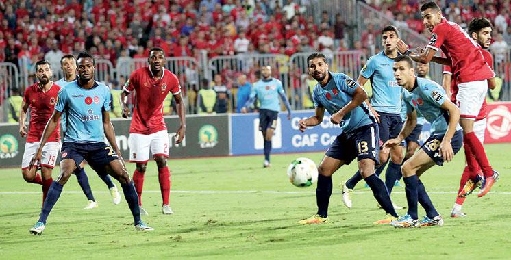 Ligue des Champions d'Afrique: Al Ahly et le Wydad dos à dos en finale aller