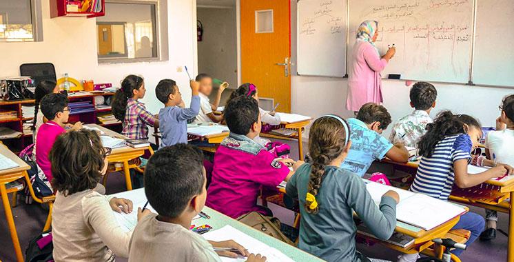 Année scolaire 2018-2019 :  Les inscriptions en première année du primaire débuteront le 2 avril