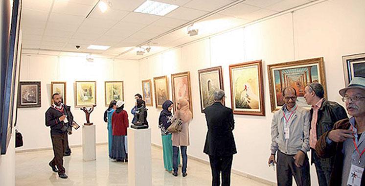 Driss Baiz expose à la galerie Mohamed El Kacimi à Fès