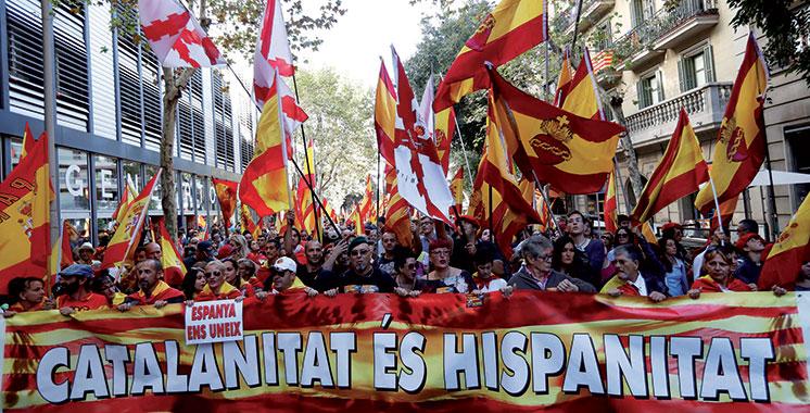 C'est officiel, le Maroc rejette l'indépendance de la Catalogne
