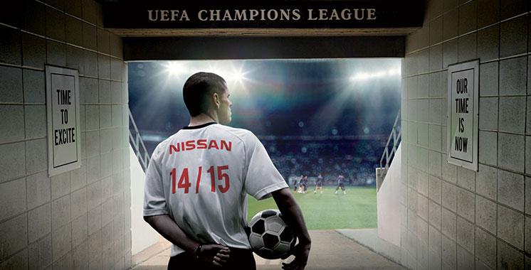 Ligue des Champions : Nissan renouvelle son partenariat avec l'UEFA