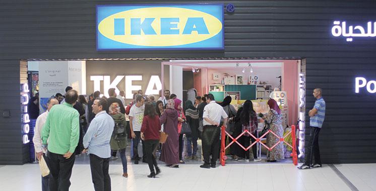 Syh Morocco ouvre un Ikea Pop-Up à Tanger : La marque veut se rapprocher davantage de ses clients