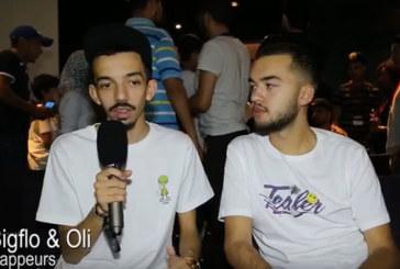 Agadir : Les rappeurs Bigflo & Oli se confient
