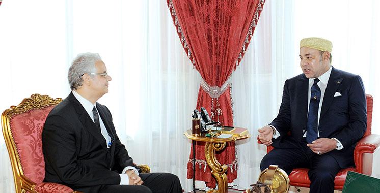 Istiqlal : Le Roi Mohammed VI félicite M. Nizar Baraka suite à son élection nouveau secrétaire général