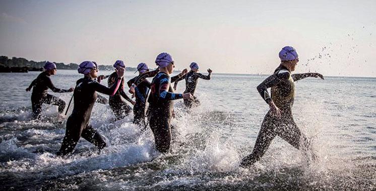 Grand prix national de triathlon : Essaouira abrite la 5ème étape